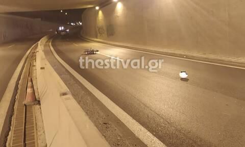 Τροχαίο δυστύχημα Θεσσαλονίκη