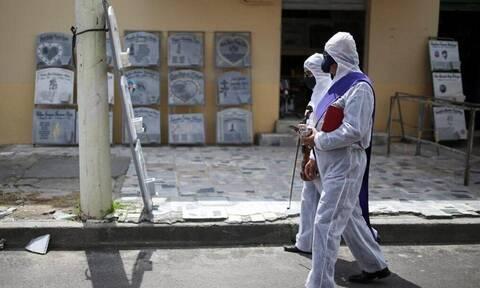 Κολομβία: Τραγικό ρεκόρ 530 θανάτων και σχεδόν 19.000 κρουσμάτων κορονοϊού σε 24 ώρες