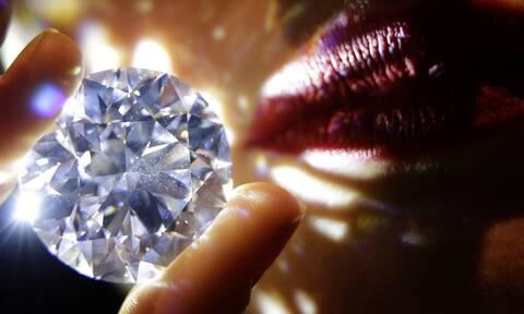 Μποτσουάνα: Ανακαλύφθηκε το τρίτο μεγαλύτερο διαμάντι του κόσμου, μία «πέτρα» 1098 καρατίων
