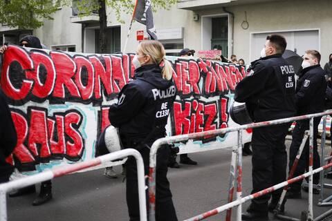 Γερμανία: Άνδρας σε αμόκ σκότωσε δύο ανθρώπους σε πόλη κοντά στο Ανόβερο