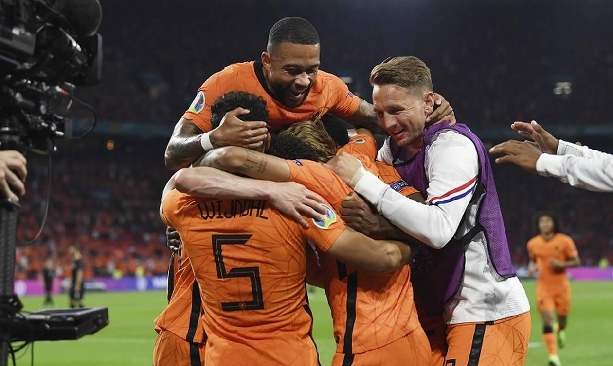 Euro 2020 - LIVE BLOG: Στους «16» Ολλανδία και Βέλγιο, νίκη ελπίδας η Ουκρανία