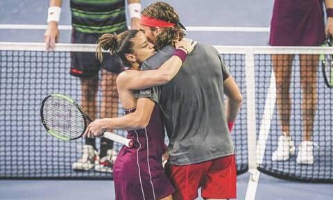 Ολυμπιακοί Αγώνες: Επίσημο! Πάνε Τόκιο Στέφανος Τσιτσιπάς και Μαρία Σάκκαρη