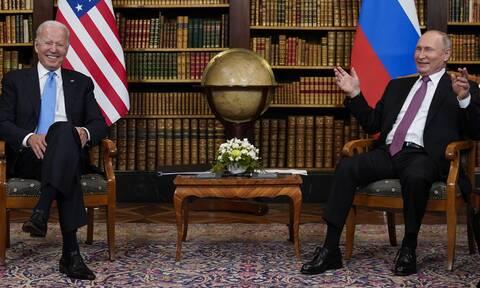 Πούτιν για Μπάιντεν: Είναι επαγγελματίας, δεν του ξεφεύγει τίποτα. Καταλάβαμε ο ένας τον άλλο