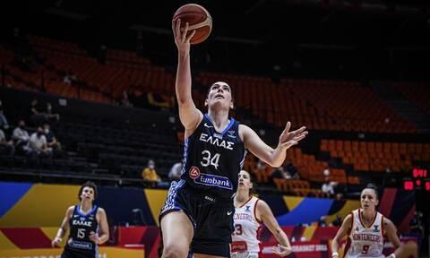 Ευρωμπάσκετ Γυναικών 2021: Πρεμιέρα με ήττα για την Ελλάδα (video)