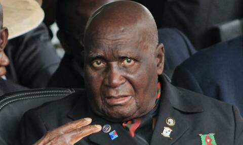 Πέθανε στα 97 του ο πρώτος πρόεδρος και ήρωας της ανεξαρτησίας της Ζάμπιας