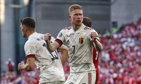 Euro 2020 Βέλγιο