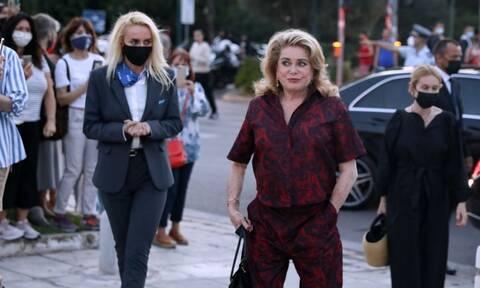 Dior στο Καλλιμάρμαρο: Οι λαμπερές παρουσίες που εντυπωσίασαν (photos)