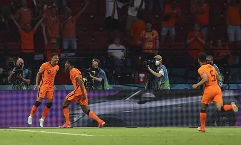 Euro 2020: Με... επαγγελματικό τρόπο στα νοκ άουτ η Ολλανδία (videos)