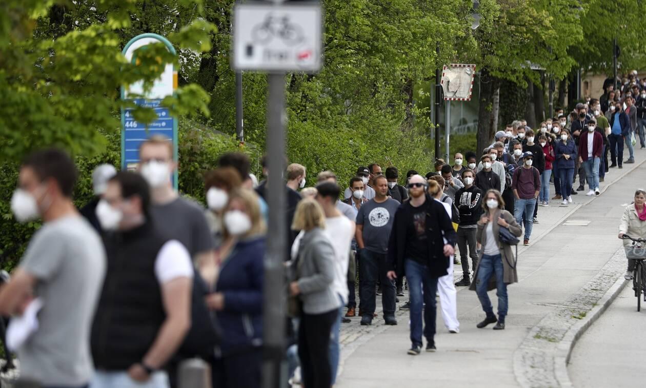 Γερμανία-Covid-19: Ανοίγουν τα σύνορα για τους πλήρως εμβολιασμένους από τρίτες χώρες, εκτός ΕΕ