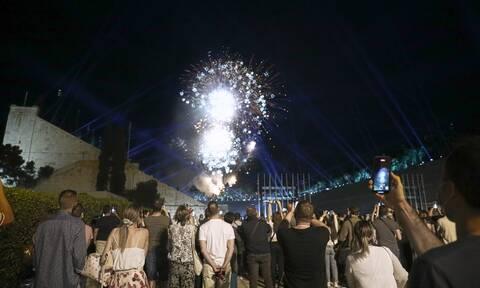 Καλλιμάρμαρο: Ολοκληρώθηκε η εντυπωσιακή εκδήλωση του οίκου Dior