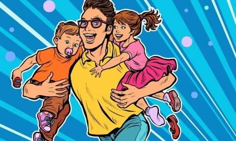 Αυτοί είναι οι 5 πέντε καλύτεροι πατεράδες του ζωδιακού