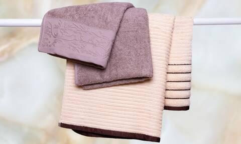 Έτσι θα παραμείνουν οι πετσέτες σας αφράτες και θα μυρίζουν υπέροχα