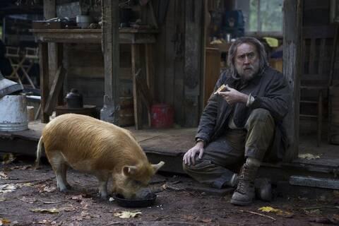 Pig: Στη νέα του ταινία ο αγνώριστος Νίκολας Κέιτζ ψάχνει το γουρούνι του