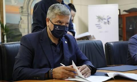 ΑΕΚ: Υπεγράφη η σύμβαση Περιφέρειας-Ερασιτεχνικής για τα εσωτερικά έργα του γηπέδου (videos)