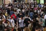 Ισπανία: Τέλος στην υποχρεωτική χρήση μάσκας σε εξωτερικούς χώρους από το επόμενο σαββατοκύριακο