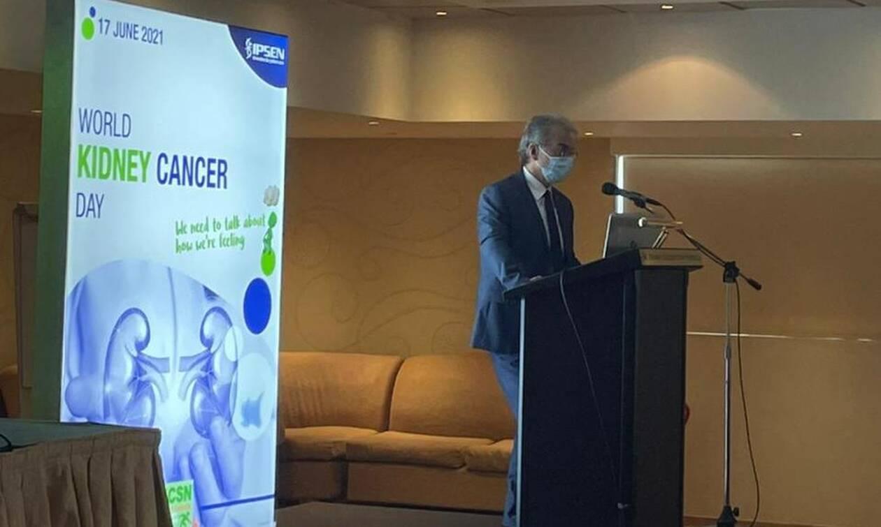 Νέα θεραπεία για τον καρκίνο του νεφρού - Βελτιώνει σημαντικά την επιβίωση των ασθενών