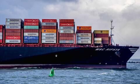 Αυξημένες οι εισροές συναλλάγματος από τη ναυτιλία