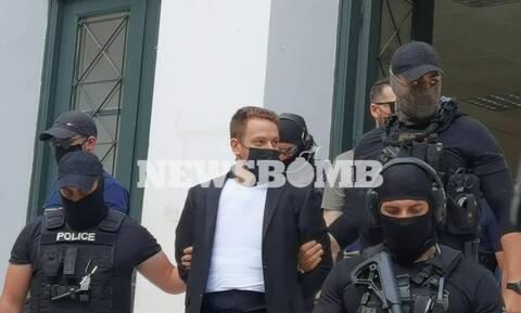 Γλυκά Νερά: Την Τρίτη στις 10:00 απολογείται ο Μπάμπης Αναγνωστόπουλος - Τι είπε ο δικηγόρος του