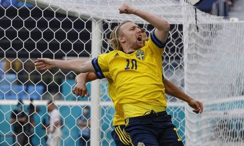 Euro 2020: Βήμα πρόκρισης... από τα 11 μέτρα η Σουηδία! (videos)