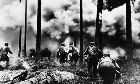 Δεύτερος Παγκόσμιος Πόλεμος
