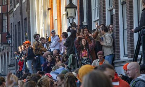 Κορονοϊός - Ολλανδία: Νέα χαλάρωση των περιορισμών ανακοίνωσε ο πρωθυπουργός