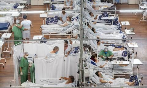 Βραζιλία Πανδημία