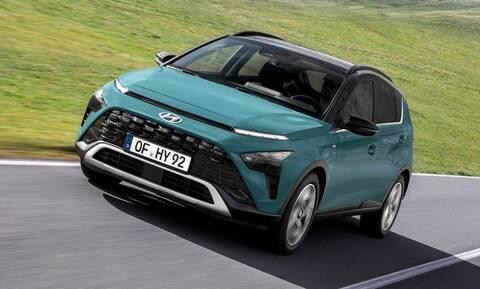 Ξεκινά η διάθεση του Hyundai Bayon με τιμή εκκίνησης στις 15.790 ευρώ
