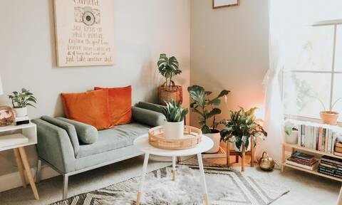 Δίσκος διακοσμητικός για το σαλόνι-Πώς να τον διακοσμήσετε