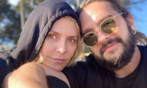 Heidi Klum: Η topless πόζα στο Instagram και το φιλί που έγινε viral