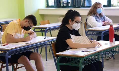 Πανελλήνιες - Πανελλαδικές 2021: Τα θέματα στα 4 μαθήματα που εξετάστηκαν οι μαθητές στα ΕΠΑΛ