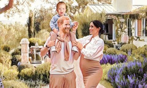 Το απρόσμενο κοινό στοιχείο της Meghan Markle με τη νεογέννητη Lilibet-Diana