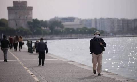 Κορονοϊός: «Ανάσα» για τη Θεσσαλονίκη - Νέα αποκλιμάκωση στο ιικό φορτίο στα λύματα