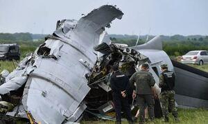 Ρωσία: Αεροπορική τραγωδία με 7 νεκρούς και δεκάδες τραυματίες