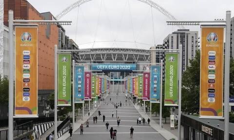 Euro 2020: Αυξάνεται στο 50% η παρουσία κόσμου στο Wembley – Τι θα γίνει με τον τελικό