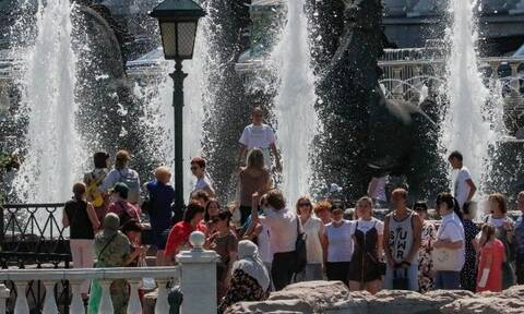 Κορονοϊός: Νέο ρεκόρ κρουσμάτων στη Μόσχα