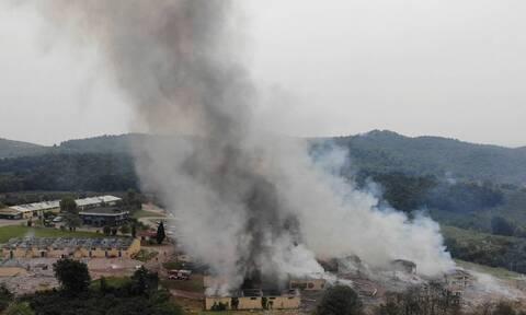 Σερβία: Τρεις εργαζόμενοι ελαφρά τραυματίες από ισχυρή έκρηξη σε εργοστάσιο πυρομαχικών