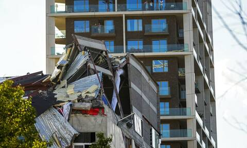 Τραγωδία στο Βέλγιο: Πέντε νεκροί σε εργοτάξιο κατασκευής σχολείου