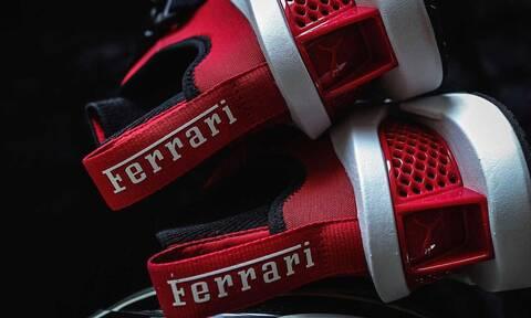 H Puma συνεργάζεται με τη Ferrari