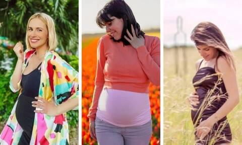 Baby Boom: Ποιες διάσημες Ελληνίδες περιμένουμε να γεννήσουν