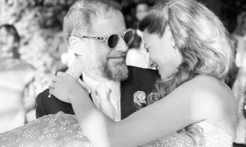 Πάπιγκο: Φωτογραφίες από τον παραμυθένιο γάμο του Αντώνη Λαιμού και της Μαρίκας Αράπογλου