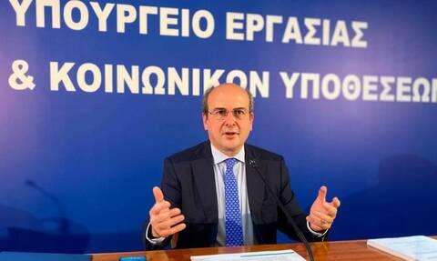 Χατζηδάκης: Οι εργαζόμενοι αποκτούν νέες δυνατότητες, νέες ευκαιρίες, νέα δικαιώματα