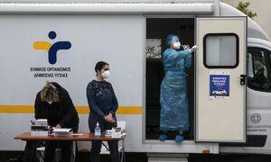 Κρούσματα σήμερα: 111 νέες μολύνσεις στην Αττική και 21 στη Θεσσαλονίκη - Αναλυτικά η διασπορά