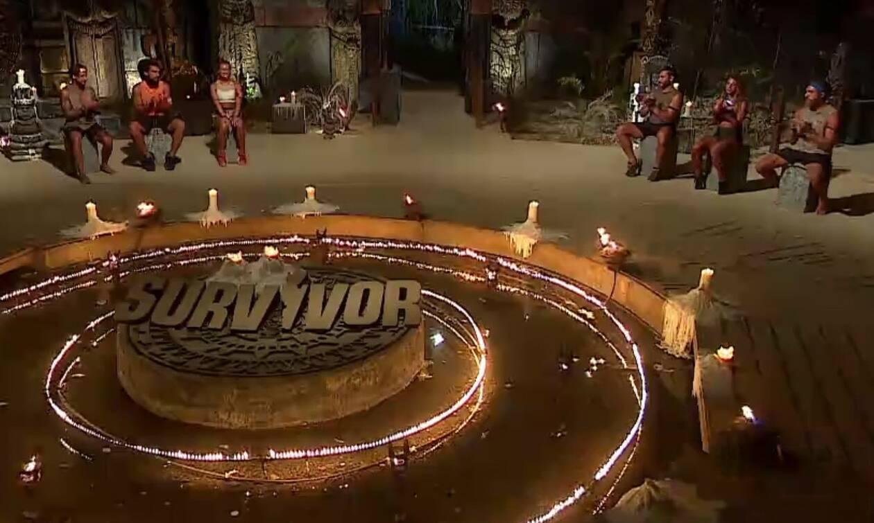 Survivor: Αυτή αποχώρησε από τον Αγιο Δομίνικο (20/6) - Η τελική πεντάδα του παιχνιδιού