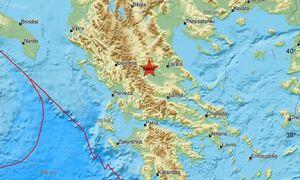 Σεισμός ΤΩΡΑ στα Τρίκαλα - Αισθητός σε αρκετές περιοχές (pics)