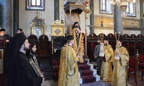 Η εορτή της Πεντηκοστής στο Οικουμενικό Πατριαρχείο