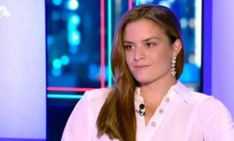 Μαρία Σάκκαρη: Μίλησε για πρώτη φορά για τη σχέση της με τον Κωνσταντίνο Μητσοτάκη