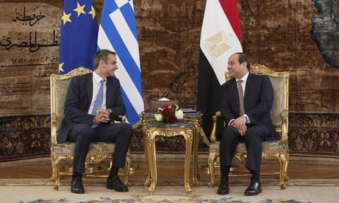 Κυριάκος Μητσοτάκης: Τι περιμένει η Ελλάδα από την επίσκεψη του πρωθυπουργού στην Αίγυπτο