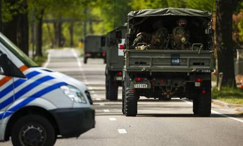 Βέλγιο: Βρέθηκε νεκρός ο αντιεμβολιαστής στρατιώτης που είχε κρυφτεί στα δάση με βαρύ οπλισμό