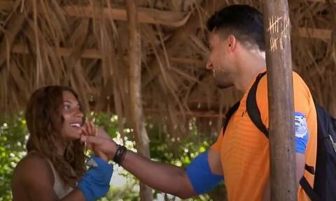 Survivor: «Χρυσό» δώρο του Ατζούν σε Σάκη και Μαριαλένα (video)