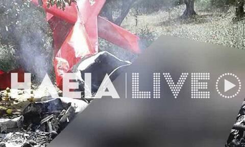 Ρεπορτάζ Newsbomb.gr: Πτώση αεροπλάνου στην Ηλεία – Δεν υπήρξε ενημέρωση για έκτακτη ανάγκη